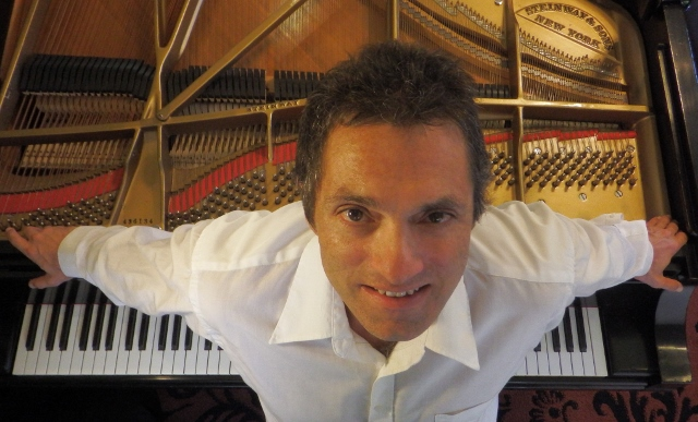 Christopher Boscole – Pianist and Composer