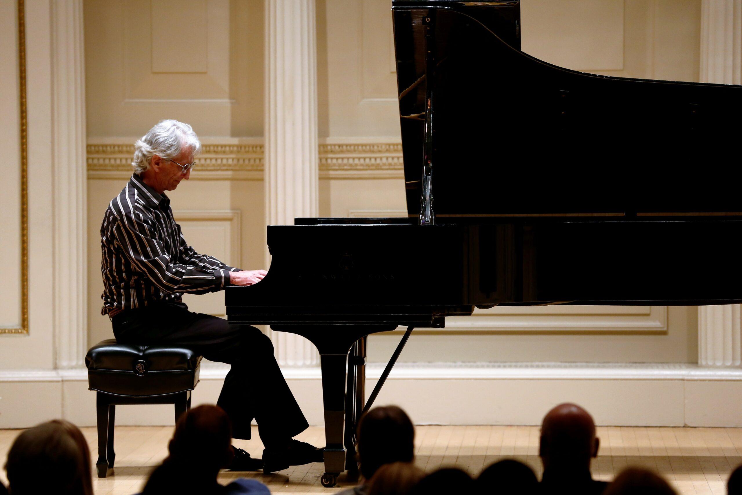 Greg Maroney Solo Piano